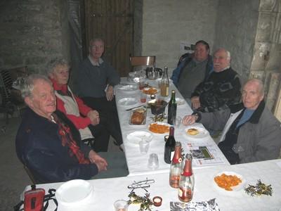 Nouvel An 2012 au Fort avec l'Amicale
